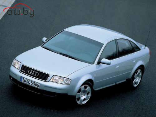 Audi A6 C5 2.5 TDI quattro AT