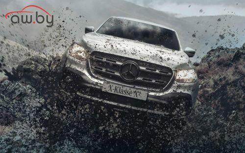 Mercedes сделал суперверсию своего пикапа «для избранных»