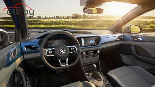 Volkswagen рассекретил пикап-трансформер (фото)
