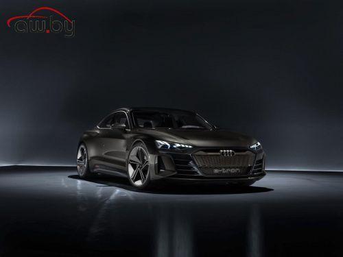 Сильный ход от Audi: новый e-tron GT
