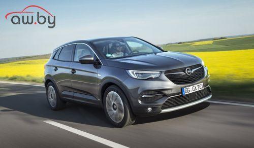 Компания Opel представила на белорусском рынке новый кроссовер: чем он порадует потенциальных покупателей