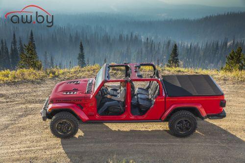Россиянам предложат «Гладиатора» от марки Jeep