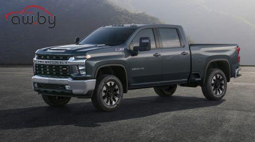 Как ЗИЛ-130, только Chevrolet: новый Silverado удивил дизайном