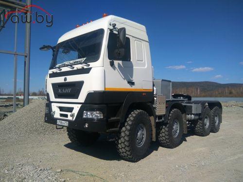ХАНТ — новая марка экстремальных грузовиков из России