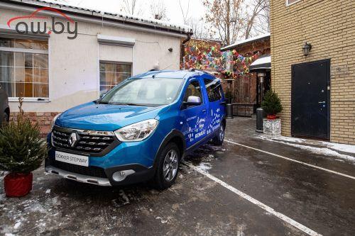 В Россию приедет недорогой «внедорожный» фургон Renault
