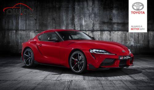 Абсолютно новая Toyota: первые официальные фото