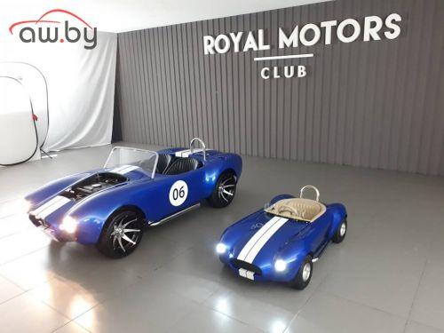 В России создали детский автомобиль за 900 000 рублей