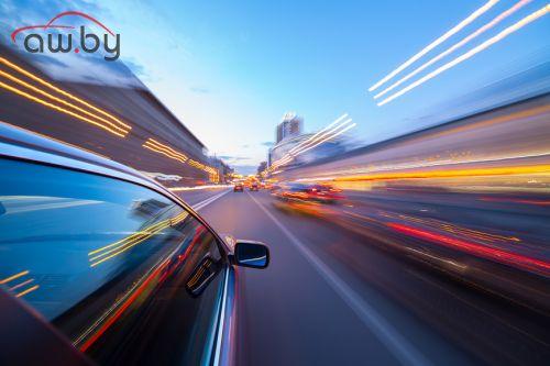 Полицейского оштрафовали за превышение скорости во время погони