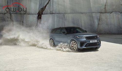 Идeaльный Range Rover: его делали очень долго (фото)