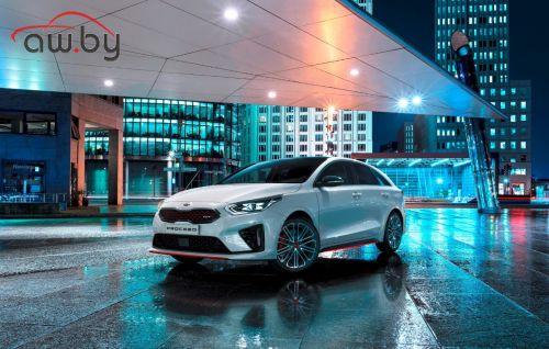 Kia будет продавать в России Ceed с необычным кузовом