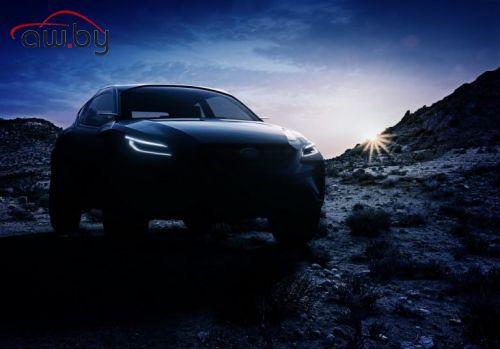Subaru готовит новый кроссовер