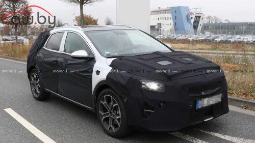 Xceed — новый «паркетник» марки Kia