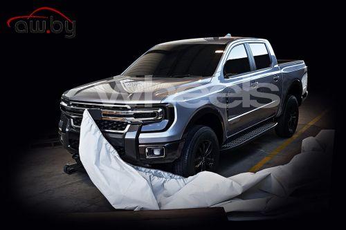 В Сеть попали фото неизвестной (но очень крутой) новинки от Ford