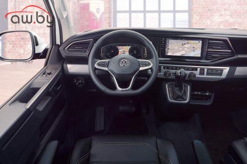 Volkswagen обновил Multivan: 5 главных фактов
