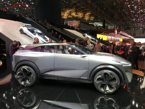 Nissan удивил: новые «Кашкай» и X-Trail могут стать такими