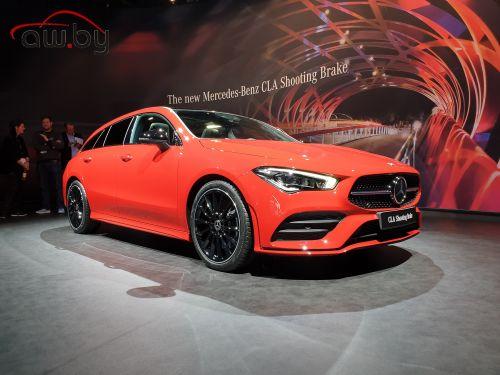Mercedes-Benz неожиданно показал маленький, но красивый «сарай»