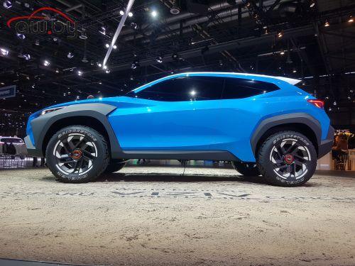 Subaru получит новый дизайн (и он понравится не всем)