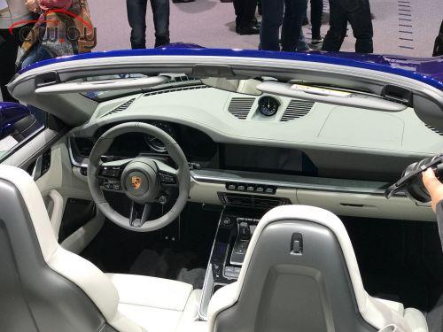 Porsche показала красивую (но «тяжёлую») новинку