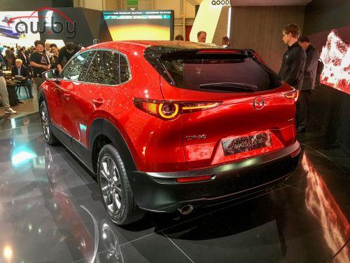 Mazda создала новый глобальный кроссовер