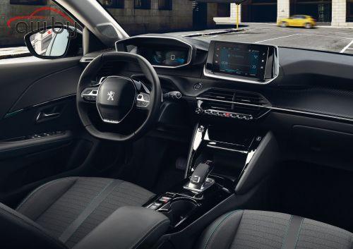 Новый Peugeot 208: крутой дизайн и электрическая версия