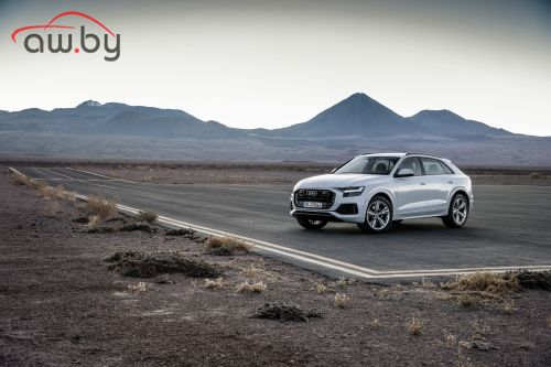 В России наладят сборку ещё одного кроссовера Audi