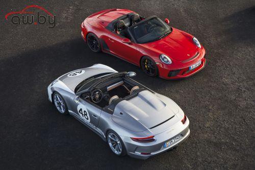 Новый Porsche для миллионеров: он стоит 21 000 000 рублей (фото)