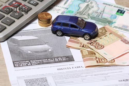 Штраф «за скорость» хотят привязать к цене авто (это не шутка)