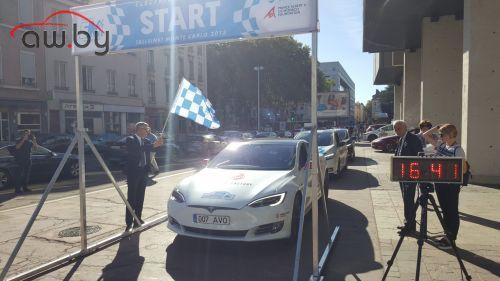 Команда «Сколково» примет участие в Международном автопробеге