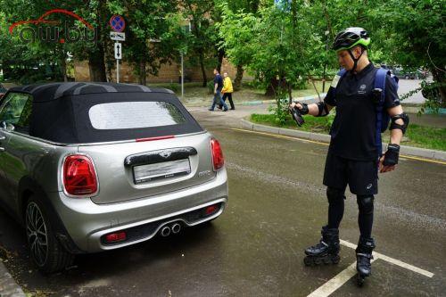 Инспекторы на роликовых коньках – новый эксперимент в России