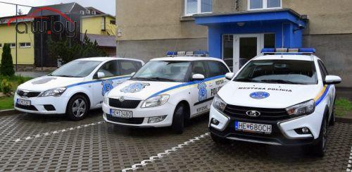 Почему полиция Словакии купила «Весту»: виновата Kia