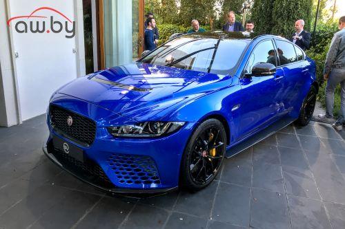 Jaguar выпустил «сумасшедший» седан (он и правда дикий!)