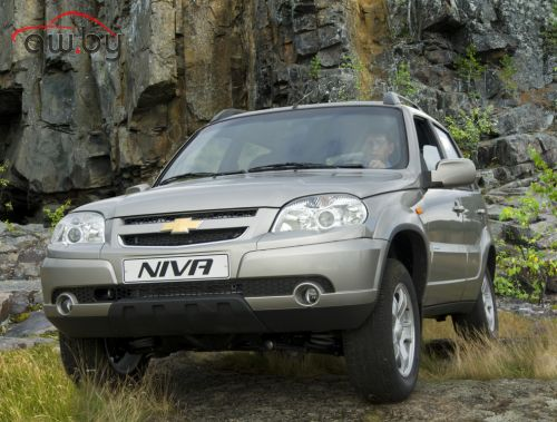 GM-АВТОВАЗ снова обновил Chevrolet Niva (но не сильно)