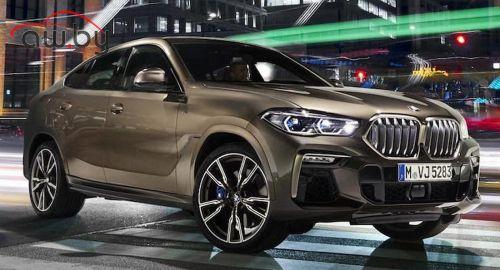 В Сеть «утекли» изображения нового BMW X6