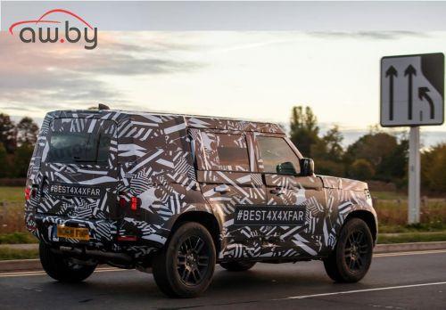 Новый Land Rover: 3 варианта длины и много разных моторов