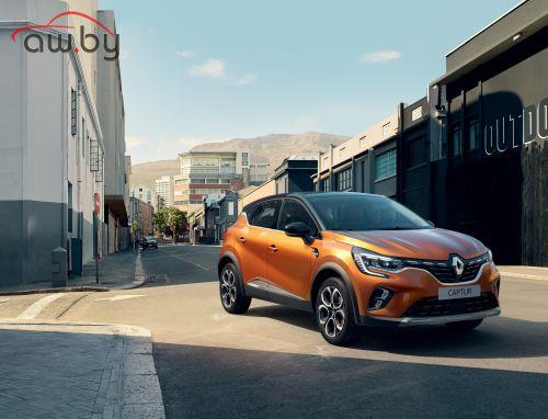 Renault представила новое поколение «Каптюра»