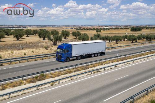 IVECO представила свой самый крутой грузовик (его назвали S-WAY)