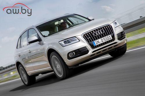 В России отзывают почти 7 тыс. автомобилей Audi