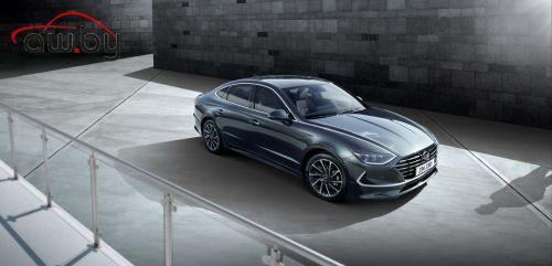 Новая Hyundai Sonata: известно, какой она приедет в Россию