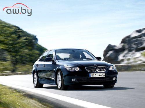 В России отзывают более 20 тысяч BMW из-за ржавчины