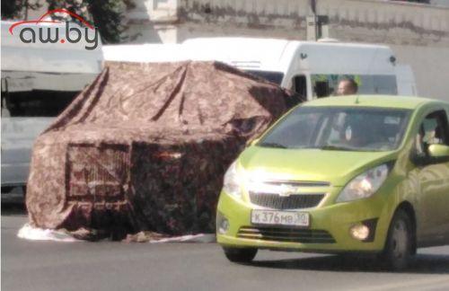 «Лимузин Путина» попал в первое ДТП (фото)