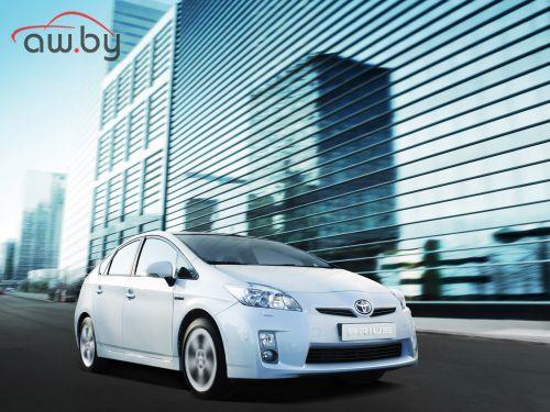 Автомобили Toyota не позволят путать педали