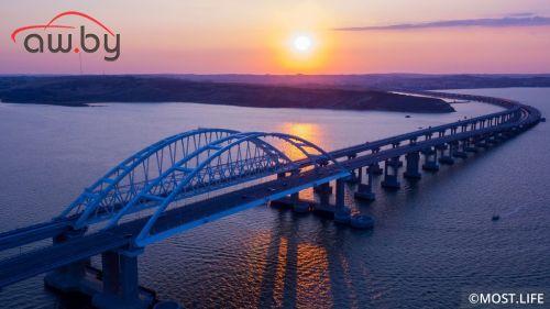 В России появится новый связанный с дорогой в Крым мегапроект