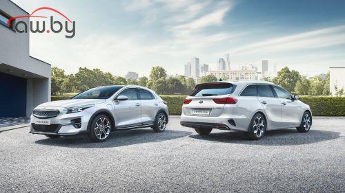 Kia подключила две популярные модели к розетке