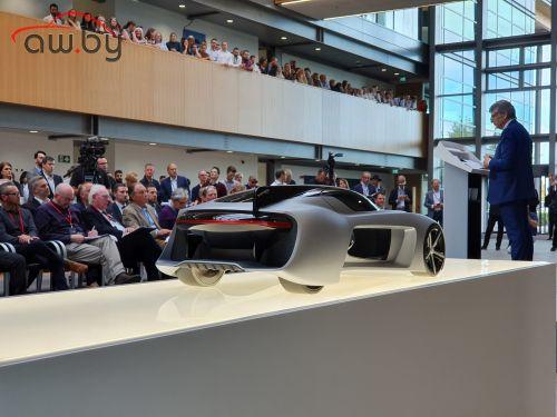 Новый флагман Jaguar XJ будет полностью электрическим