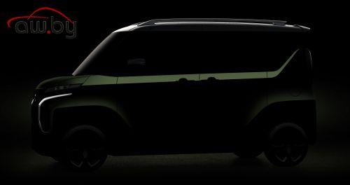 Mitsubishi скрестит минивэн и кроссовер