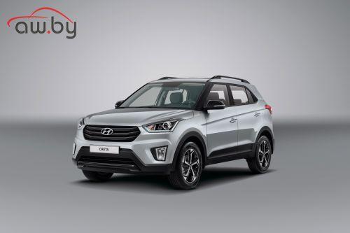 Hyundai Creta получила систему как у Мерседеса