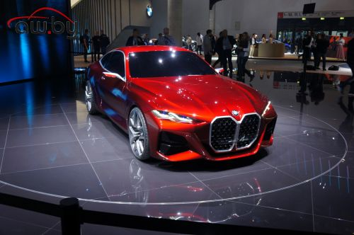 В BMW объяснили появление «больших ноздрей»