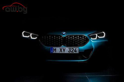 Новый маленький седан BMW: первые фото