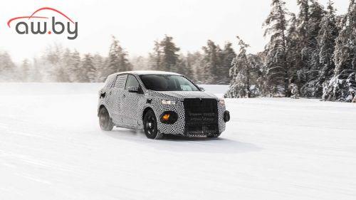 Ford показал свой новый внедорожник на видео