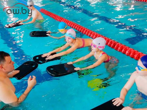 Где в Минске можно заниматься плаванием, в чем преимущества этого вида тренировок